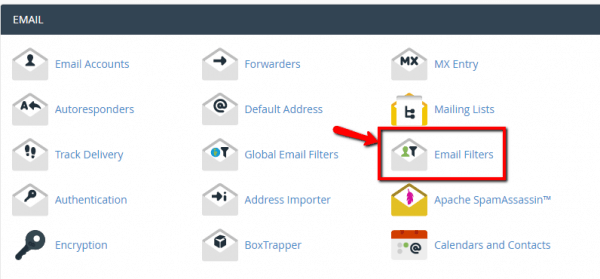 How to create email filters in cPanel - HostPapa Knowledge Base