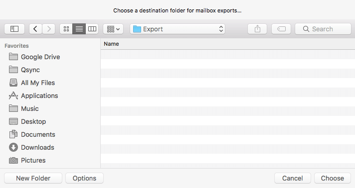 How to change an account from POP to IMAP in Apple Mail - HostPapa