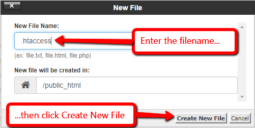 How to set up a 301 Permanent Redirect using  htaccess
