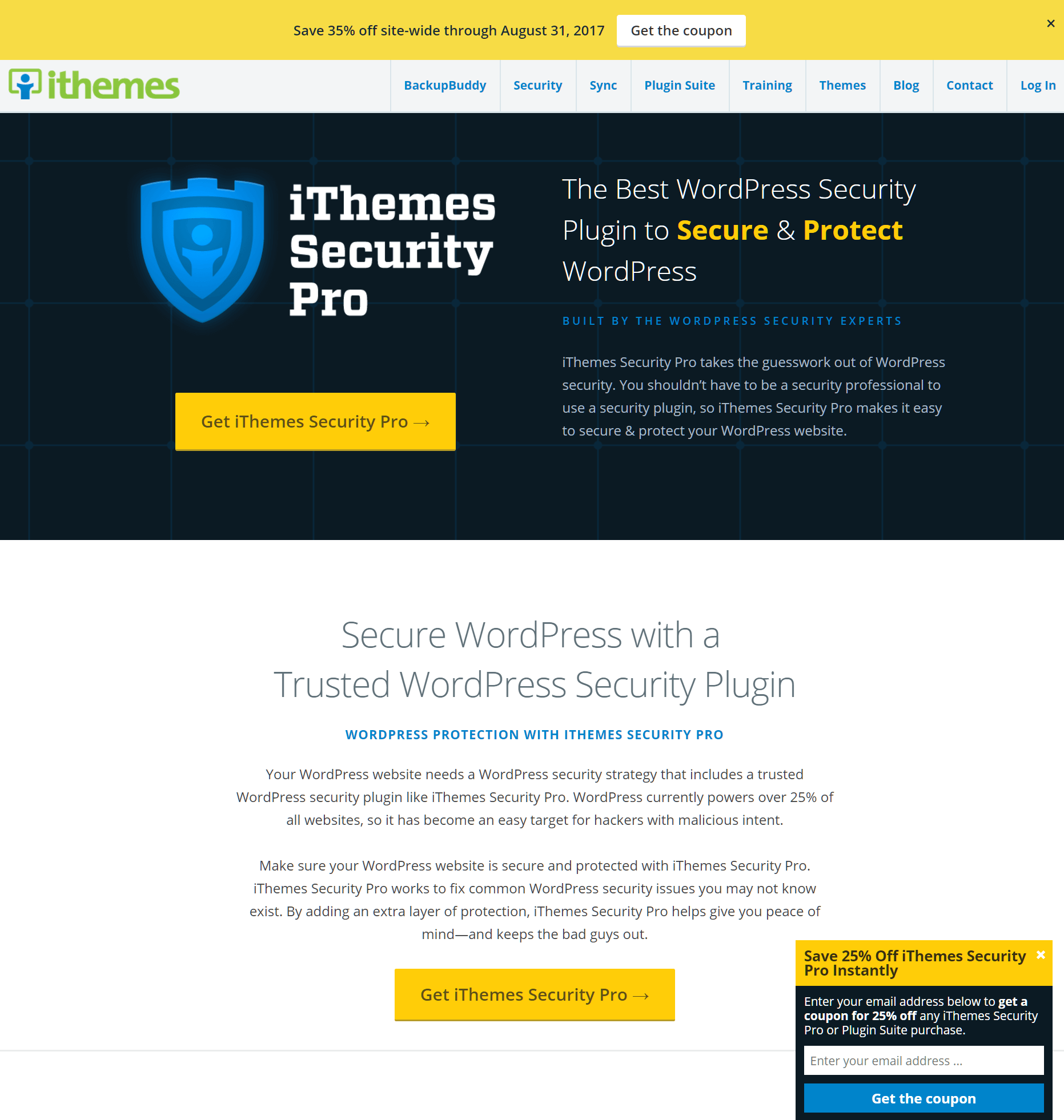 How to install and set up iThemes Security for WordPress - HostPapa ...