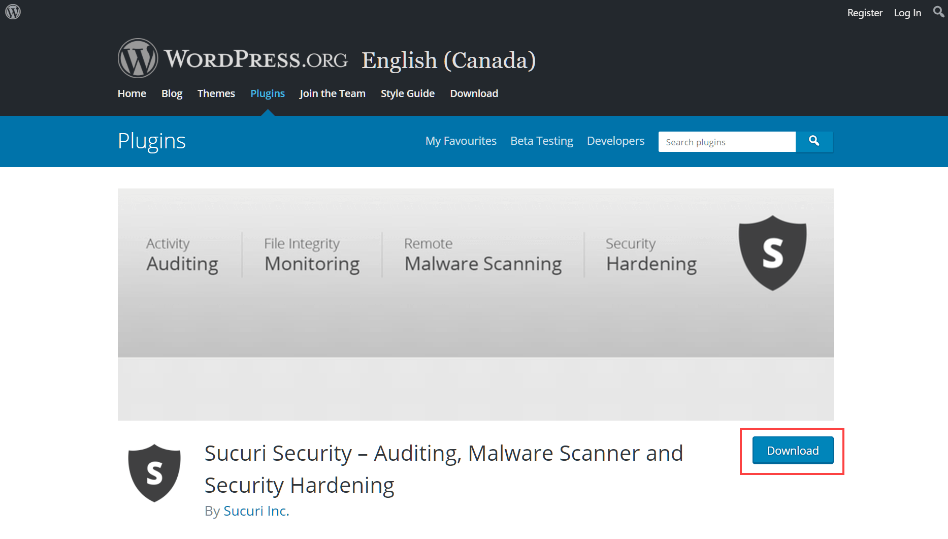 How to install and set up the Sucuri Security plugin in WordPress ...