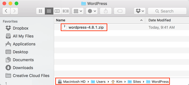 wordpress for mac download