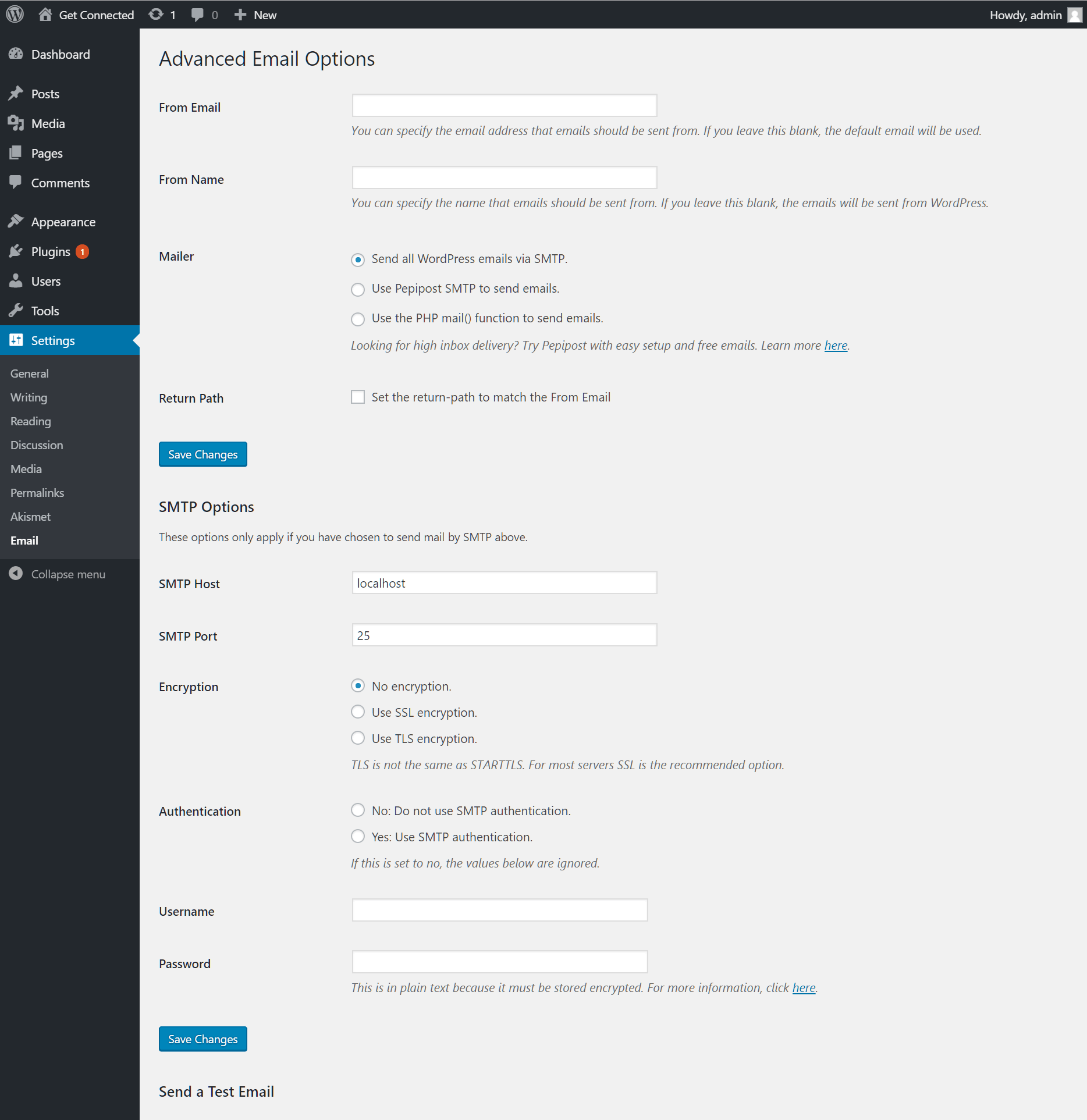 How to fix the WordPress not sending email issue - HostPapa