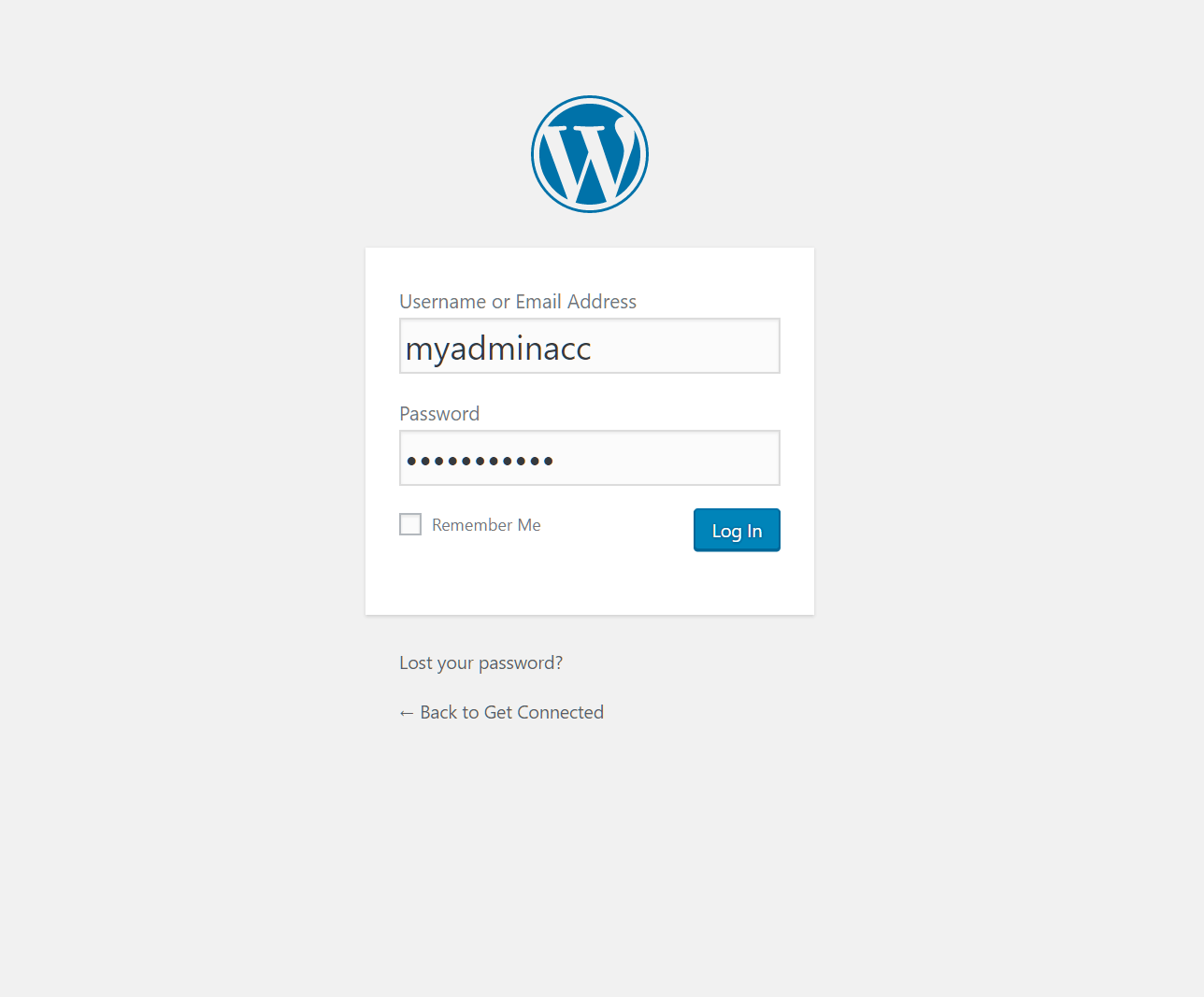 How to change the branded footer text in WordPress