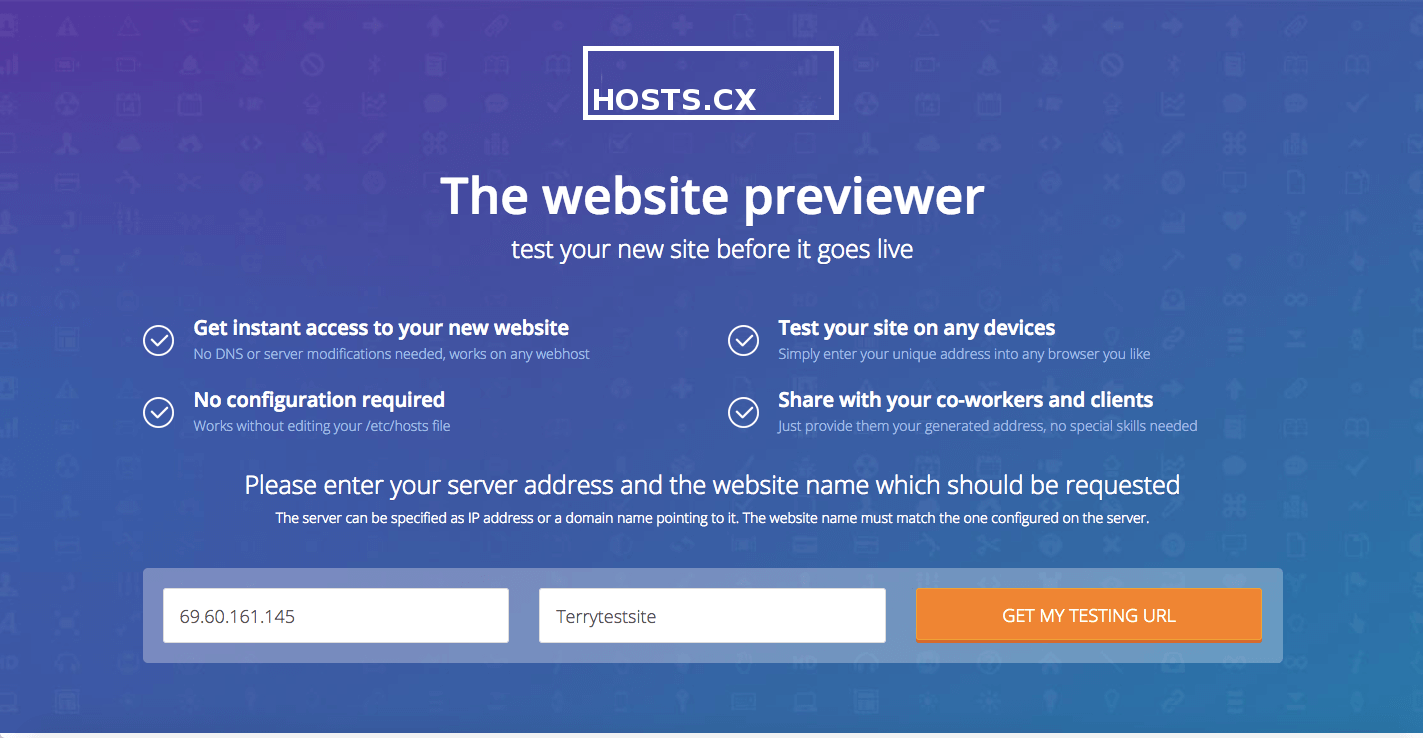 How to test your website before changing DNS - HostPapa Knowledge Base