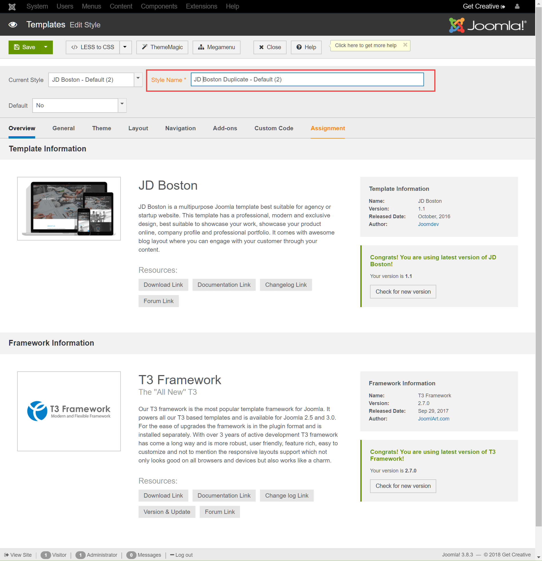 Erfreut Joomla 3 Admin Vorlagen Galerie - Entry Level Resume ...