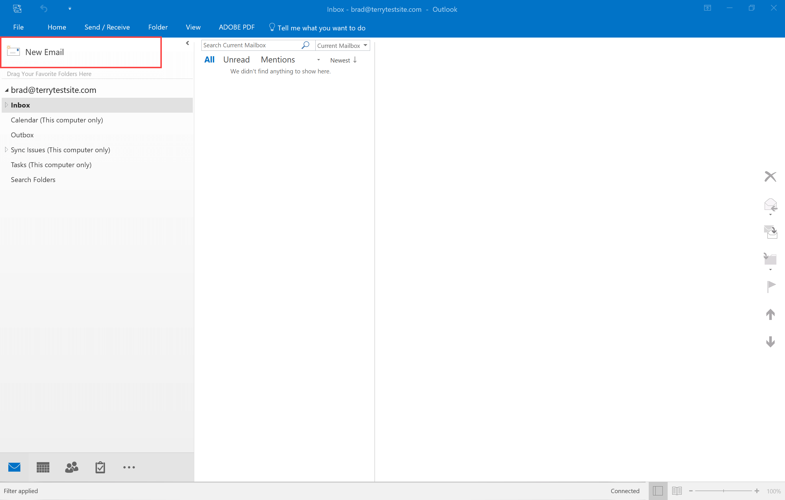 How to create and send email in Outlook 2016 - HostPapa Knowledge Base