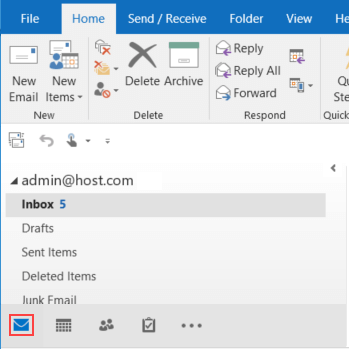 How to create and use contact groups in Outlook 2016