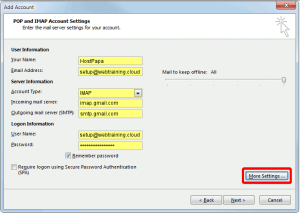 how-to-add-google-email-to-outlook-2013