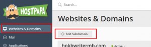 How to set up wildcard subdomains in Plesk (Linux)