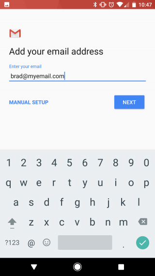 6 - email address
